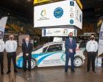 La Consejería de Deportes y la Federación de Automovilismo de Las Palmas presentan un proyecto para promocionar el programa Gran Canaria Isla Europea del Deporte