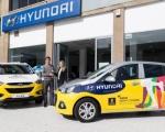DISA Gran Canaria Maratón ya cuenta con sus vehículos oficiales Hyundai